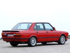 1985-87 BMW E28 M5