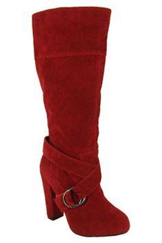 Sassy Red Boots. I love, no L.O.V.E.!!!!! BOOTS!!!!!!!