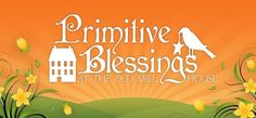 Primitive Blessings Email Banner