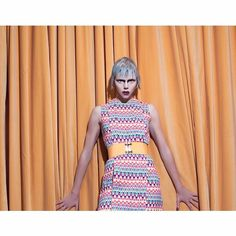 """Can @klukcgdt get a KAPOW BOOM ZAP?! Or perhaps a """"kudos"""" for their POP collection will do. #fashion #SS16 #showcase"""