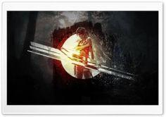 Lara Croft in the dark - Tomb Raider HD HD Wide Wallpaper for Widescreen
