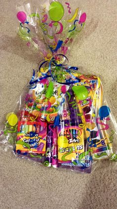 Kids Party Favor Bag Favors For Birthday Art Treats