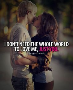 Romantic Love Quote For Him 2 Picture Quote #1