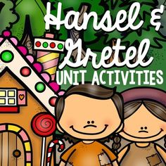Hansel and Gretel: Story Sequencing with Pictures Sequencing Activities, Vocabulary Activities, Reading Activities, Story Sequencing Pictures, Fairy Tales Unit, Goldilocks And The Three Bears, Enchanted Wood, Princess And The Pea, Story Elements