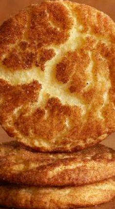 Trisha Yearwood Snickerdoodles Recipe