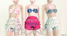 Hernaly Bra With HUD Group Gift by Elegance Boutique