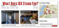 What Does IDX Stand For Anyway? Why Is It Crucial For Real Estate Biz - http://www.jasonfox.me/idx-crucial-real-estate #IDX #RealEstate