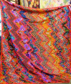 LIGHTNING from Kaffe Fassett's Quilts en Provence