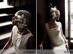 {Love Notes}. El blog de bodas de Vintage & Chic: {All that jazz. Vestidos de novia inspirados en los felices años 20}