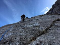 maxw16A nice day for a stroll up the slabs, Tennis Shoe the route of choice, followed by a stiffer test on Piton Route on Holy tree wall and then a pleasant finale in the sun up Cnefion arête. #mountaineering #climbing #climbing_pictures_of_instagram #northwales #snowdonia #tradclimbing #tradisrad #MEclimbing #outdoors