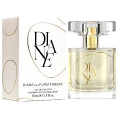 DIANE by Diane Von Furstenberg, maybe my favorite perfume of all time Diane Furstenberg, All About Time, Gifts For Her, Perfume Bottles, My Favorite Things, My Style, Spring, Blog, Fragrances