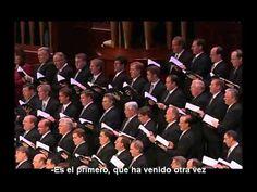 Coro del Tabernaculo Mormon -¿qué es lo que vieron en las alturas?(sub.español)