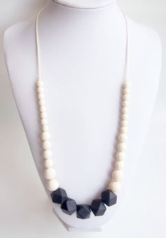 Sol Silicone Teething Necklace