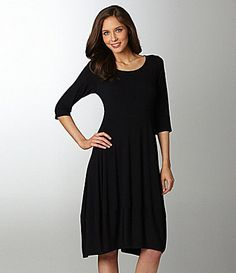 Eileen Fisher Jersey Lantern Dress  Love this dress!  So flattering and comfy!