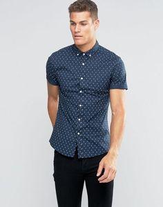 Discover Fashion Online Camisas Estampadas Para Hombres f22eba98dcb35