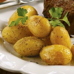 Omaha Steaks 2 (10 oz. pkgs.) Flame-Roasted Baby Gold Potatoes [Hot Sale]