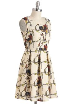 Afternoon Flap Dress