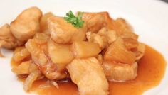 Poulet indien à l'orange, au gingembre et fenugrec