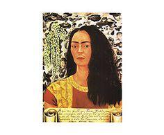 Impresión sobre lienzo Frida Kahlo III - 55x75 cm
