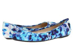 Nine West Blustery in Green Country Club (paisley print) or Ocean Print, $59, 4stars