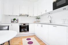 Ännu ett vitt kök