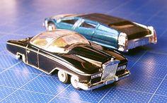 Rolls-Royce Fab 1 Thunderbirds | Rolls royce fab1. Amazing pictures & video to Rolls royce fab1. | Cars ...