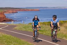 Cycling on PEI 278km end to end
