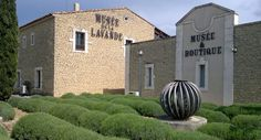 Musée de la Lavande #tourisme #campingcar Destinations, Camping Car, Mansions, House Styles, Home Decor, Cities, Lavender, Tourism, Vacation