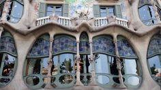 Casa Batlló: Gaudí, colores, luz y formas
