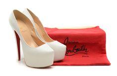 $128 for Christian Louboutin Fashion High Heel. Buy Now!  http://hellodealpretty.com/Christian-Louboutin-High-Heel--083-productview-156116.html #Christian_Louboutin #High_Heel 