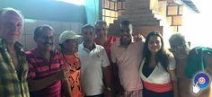 Dito Calafate recebe Cesar Donizete e amigos em almoço de domingo no Prado