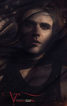 MORE Character Posters for TVDS5! Stefan! | The Vampire Diaries