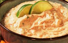 Spicy Chipotle Lime Dip | Mrs. Dash