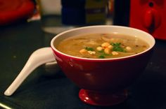 Return of the Yummy: Friday Dinner: Slow Cooker Congee
