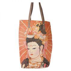 Balinesian Tote Bag