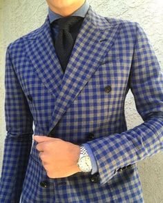 Quite interesting check jacket