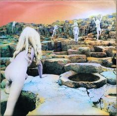 Led Zeppelin - Houses Of The Holy (Vinyl, LP, Album) at Discogs
