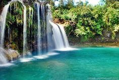 Bolinao Falls, Pangasinan Philippines