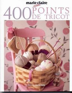 "Photo from album ""Marie Claire Idees 400 Points de Tricot"" on Yandex. Knitting Cake, Knitting Stiches, Knitting Books, Crochet Books, Lace Knitting, Knitting Patterns, Knitting Magazine, Crochet Magazine, Drops Design"