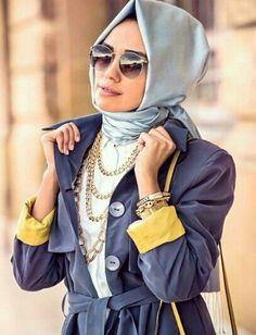 Hülya Aslan Stili Mercek Altında - Tesettür Giyim