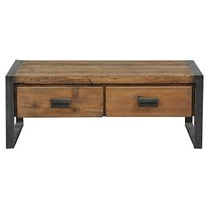 Milton Coffee Table, Natural