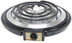 Rival Single Burner ** More info could be found at the image url. #CountertopBurners