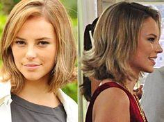 Resultado de imagem para cortes de cabelos das atrizes