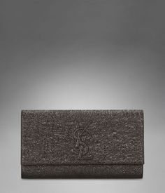 Large YSL Clutch in Steel Grey Textured Metallic Leather at http://www.ysl.com/en_US/product/804873319