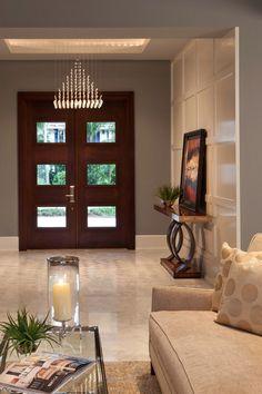 contemporary entry by Weber Design Group Inc GREAT DOORS Entrada de casas modernas Entradas de casas Puertas de entrada
