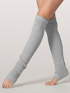 American Apparel Long Leg Warmer! Perfect for fall :) Comes in a MILLION colors. Will be great under boots and let the tops peek through. $18