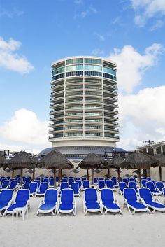 Great Parnassus Resort & Spa, Cancun, Mexico.