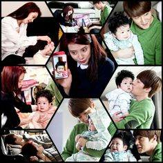 """Emergency Couple"" Episode 18 & 19 Scaps And Official Stills Drama Korea, Korean Drama, Emergency Couple, Choi Jin Hyuk, Korean Babies, Young Baby, Funny Scenes, Young Actors, Baby Models"