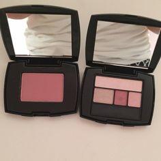 Brand new!!! Lancôme  set blush and eyeshadows Brand new!! Lancôme blush and eyeshadows. Lancome Makeup Eyeshadow