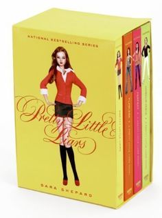 Pretty Little Liars: Pretty Little Liars Set, Bks. 1-4 by Sara Shepard (2009, P…    eBay